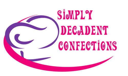 Simply Decadent Confections Logo