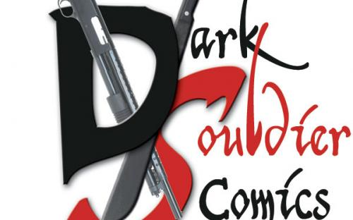 Dark Souldier Comics Logo