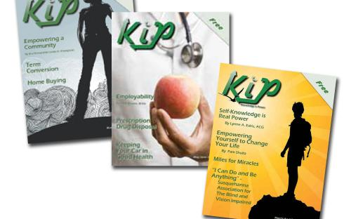 KiP Magazine Covers