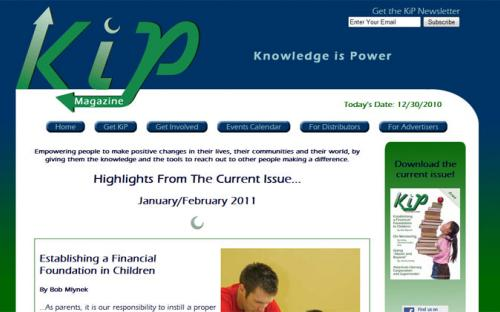 KiP Website